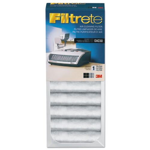 Filtrete Replacement Filter, 4 1/4 x 10 1/4 (MMMOAC50RF)