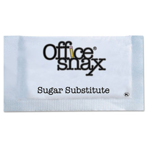 Office Snax Blue Sweetener, 2000 Packets/Carton (OFX00060)
