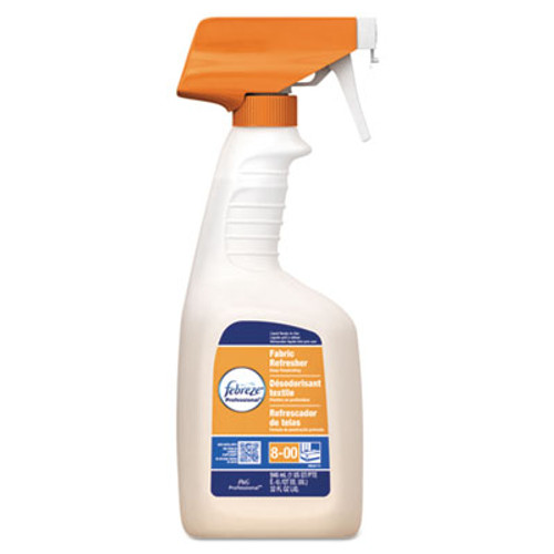 Febreze Professional Fabric Refresher Deep Penetrating, Fresh Clean, 32oz Spray (PGC03259EA)