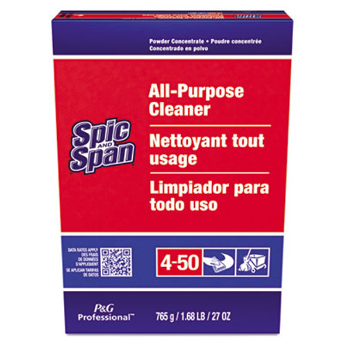 Spic and Span All-Purpose Floor Cleaner, 27 oz Box (PGC31973EA)