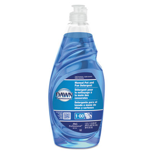 Dawn Manual Pot & Pan Dish Detergent, 38 oz Bottle (PGC45112EA)