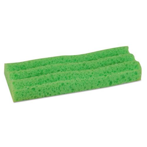 "LYSOL Sponge Mop Head Refill, 9"", Green (QCK570442)"