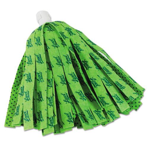 "LYSOL Self Wringing Mop Head Refill, 11"", Green (QCK570911)"