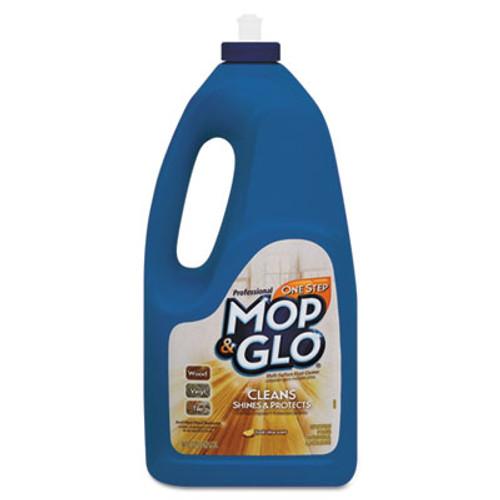 Professional MOP & GLO Triple Action Floor Shine Cleaner, Fresh Citrus Scent, 64oz Bottle (RAC74297EA)