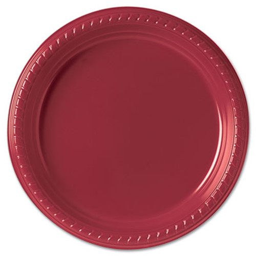 Dart Plastic Plates 9\  Red 500/Carton (SCCPS95R0099CT)  sc 1 st  Wholesale Janitorial Supply & SCCPS95R0099CT - $180.67 - Plastic Plates 9\