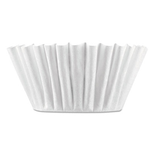 BUNN Coffee Filters, 8/10-Cup Size, 100/Pack (BUNBCF100B)