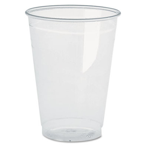 Pactiv Clear Plastic PETE Cups, 16oz, 70/Bag, 10 Bags/Carton (PCTYP160C)