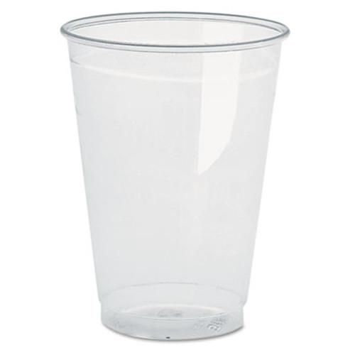 Pactiv Clear Plastic PETE Cups, 16oz, 70/Bag, 10 Bags/Carton (PCTYP160C)