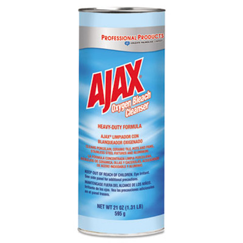 Ajax Oxygen Bleach Powder Cleanser, 21oz Canister (CPC14278EA)