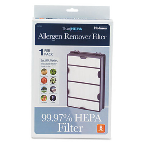 Holmes Replacement Modular HEPA Filter for Air Purifiers, 10 x 6 1/2 x 2 (HLSHAPF600MU3)