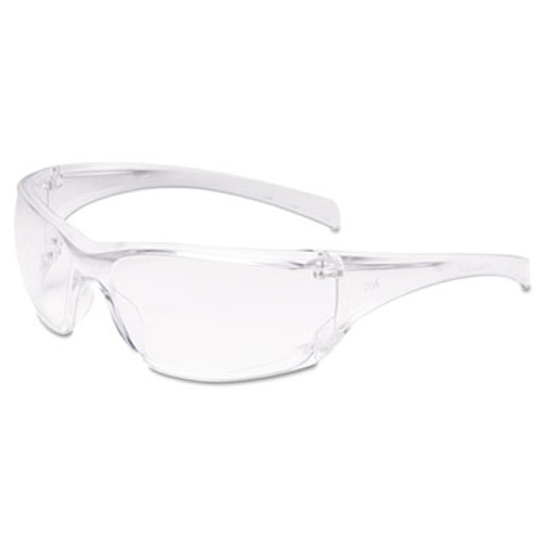 3M Virtua AP Protective Eyewear, Clear Frame and Lens, 20/Carton (MMM118190000020)