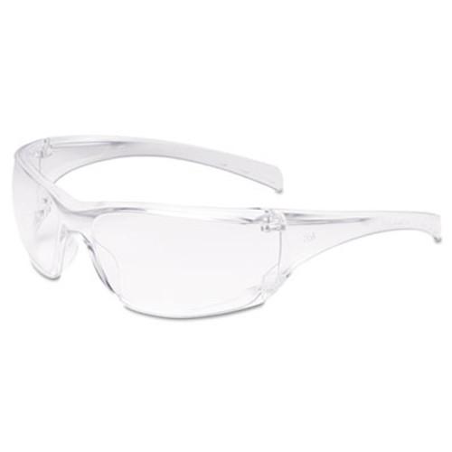 3M Virtua AP Protective Eyewear, Clear Frame and Lens, 20/Carton (MMM118190000020)