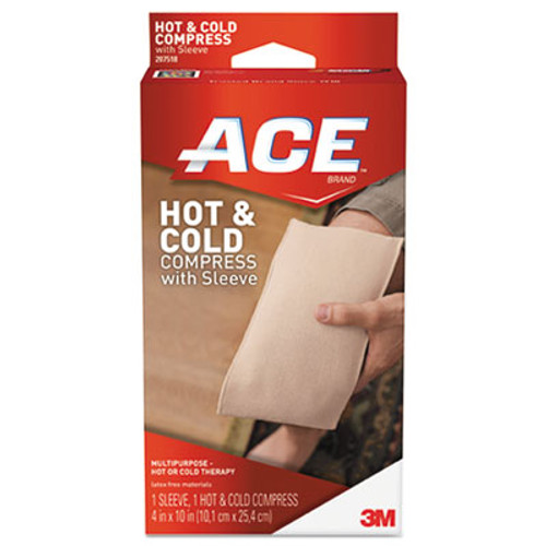 ACE Reusable Cold/Hot Compress, 4 x 10 (MMM207518)
