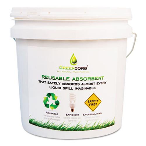 GreenSorb Eco-Friendly Sorbent, 10 lb Bucket (BCGGS10)