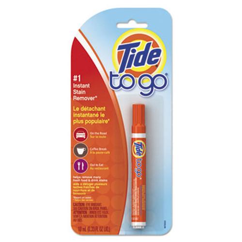 Tide To Go Stain Remover Pen, 0.338 oz Pen (PGC01870)