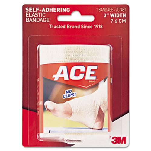 "ACE Self-Adhesive Bandage, 3"" x 50"" (MMM207461)"
