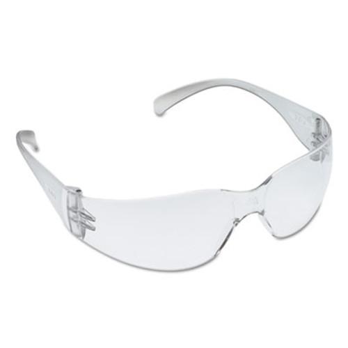 3M Virtua Protective Eyewear, Clear Frame, Clear Anti-Fog Lens (MMM113290000020)