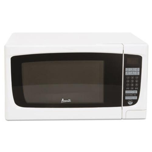 Avanti 1.4 Cubic Foot Capacity Microwave Oven, 1000 Watts (AVAMO1450TW)
