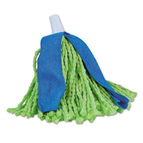 LYSOL Cone Mop Supreme Refill, Green/Blue (QCK590941M)