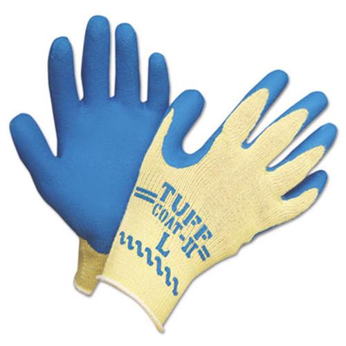 Honeywell Tuff-Coat II Gloves, Blue/White, Large, Pair (HWLKV300L)