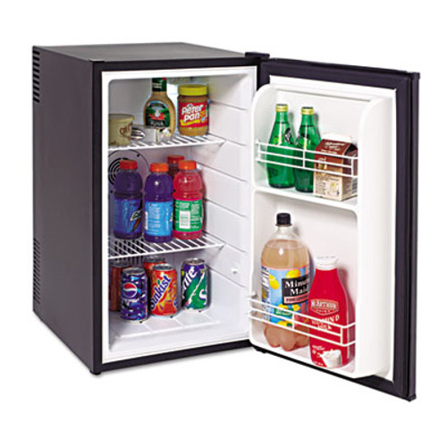 Avanti 2.5 Cu.Ft Superconductor Refrigerator, Black (AVASHP2501B)