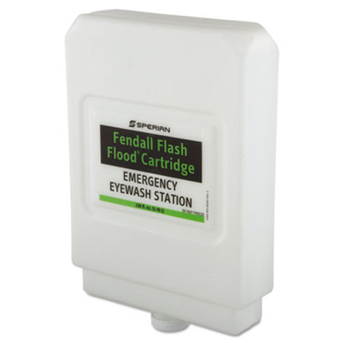 "Honeywell Fendall Flash Flood Eyewash Station Refill Cartridge, 12""x10""x13"", 1 gal, 4/CT (FND320004010000)"