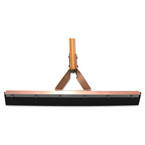 Magnolia Brush Straight Squeegee, Steel Bracket Handle (MNL4136)