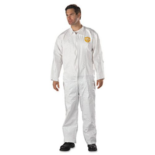 DuPont ProShield NexGen Coveralls, Zip Closure, 4X-Large (DUPNG120S4XL)