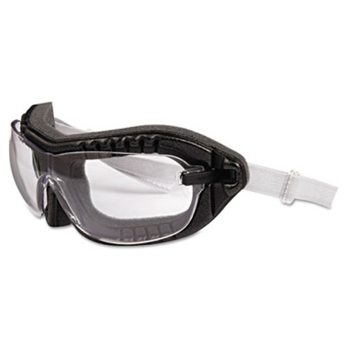 Honeywell Uvex Fury Goggles, Black Frame (UVXS1890X)