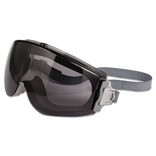 Honeywell Uvex Stealth Safety Goggles, Gray/Gray (UVXS3961C)