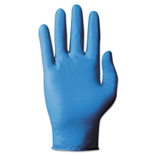 AnsellPro TNT Blue Single-Use Gloves, Large (ANS92575L)