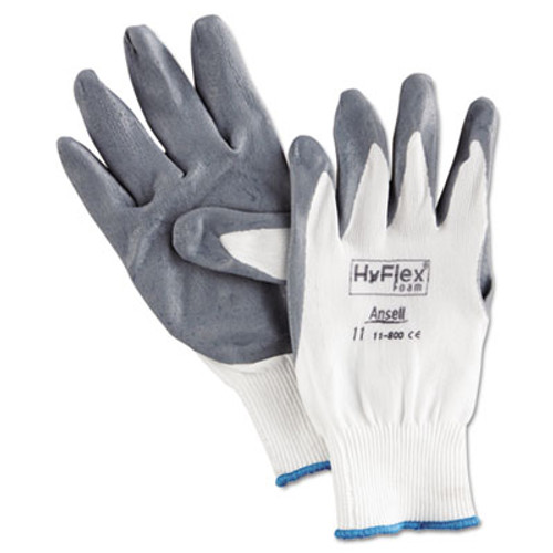 AnsellPro HyFlex Foam Gloves, Size 11 (ANS1180011)