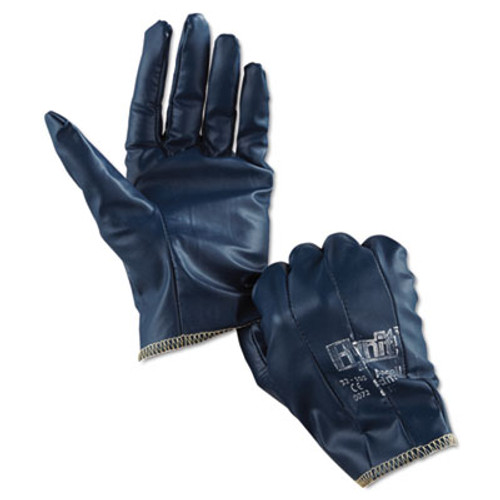 AnsellPro Hynit Nitrile-Impregnated Gloves, Size 8 (ANS321058)