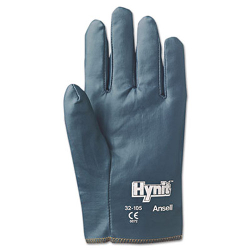 AnsellPro Hynit Nitrile-Impregnated Gloves, Size 9 (ANS321059)