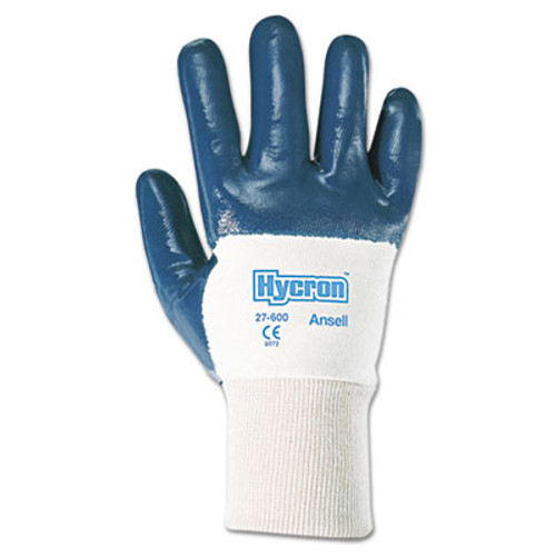 AnsellPro Hycron Heavy-Duty Nitrile-Coated Gloves, Size 10 (ANS2760010)
