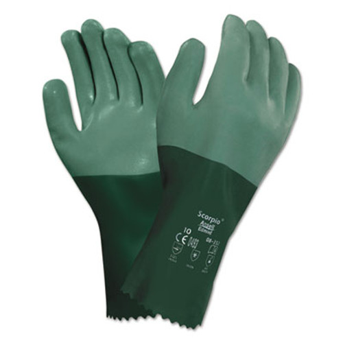 AnsellPro Scorpio Neoprene-Coated Gloves, Size 9 (ANS83529)