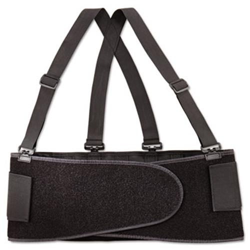 Allegro Economy Back Support Belt, Medium, Black (ALG717602)