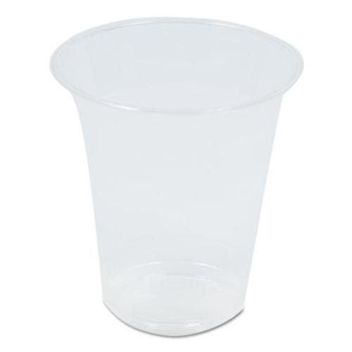 NatureHouse Compostable PLA Corn Plastic Cold Cups, 12oz, Clear, 1000/Carton (SVARP19CT)