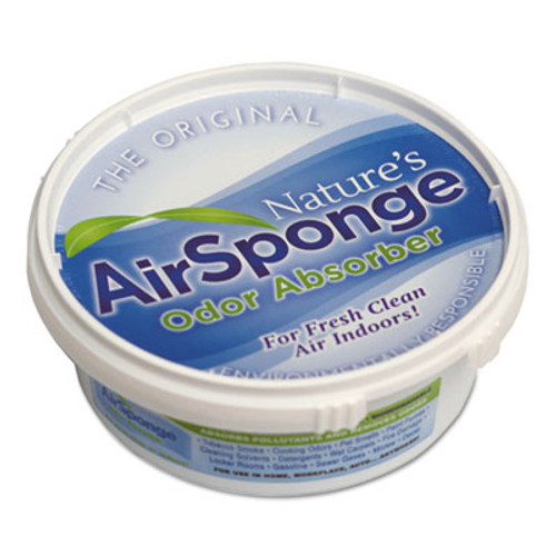 Nature's Air Odor-Absorbing Replacement Sponge, Neutral, Blue/White (DEL1011EA)