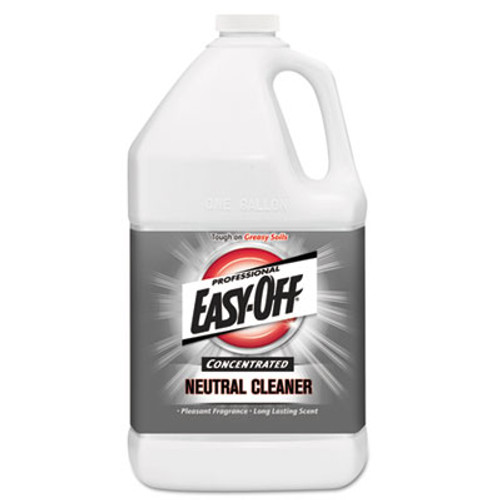 Professional EASY-OFF Concentrated Neutral Cleaner, 1 gal bottle (RAC89770EA)