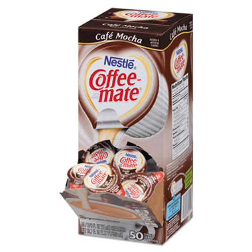 Coffee-mate Liquid Coffee Creamer, Caf? (NES35115)
