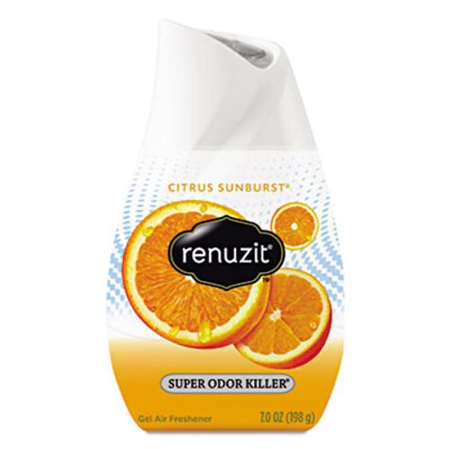 Renuzit Adjustables Air Freshener, Citrus Sunburst, 7 oz Cone (DIA35000)