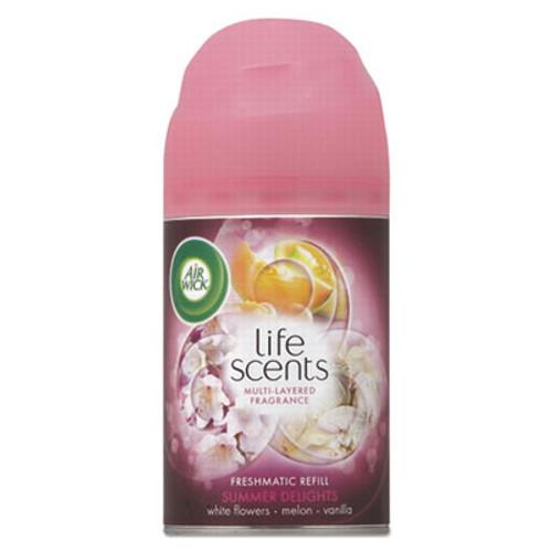 Air Wick Freshmatic Life Scents Ultra Refill, Summer Delights, 6.17 oz Aerosol (RAC91101EA)