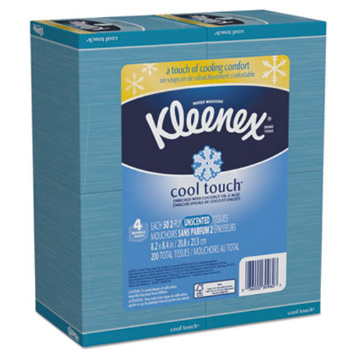 Commit Customer contact plan for facial tissue kleenex final