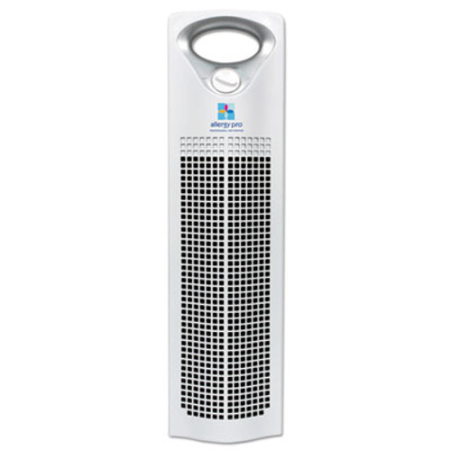 Allergy Pro AP200 True HEPA Air Purifier, 212 sq ft Room Capacity, White (IONAPRO200)