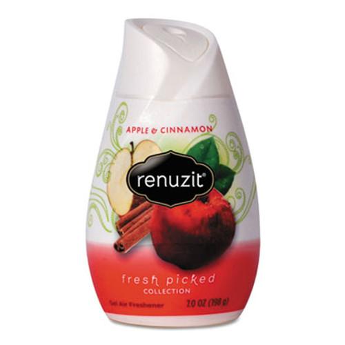 Renuzit Adjustables Air Freshener, Blissful Apples & Cinnamon, 7 oz Cone (DIA03674EA)