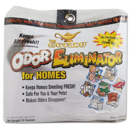 Gonzo Odor Eliminator, Volcanic Rocks, 32 oz Bag (WMN1013DEA)