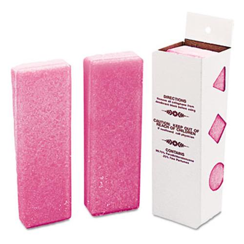 Boardwalk Deodorizing Para Wall Blocks, 16oz, Pink, Cherry, 12/Box (BWKW16)