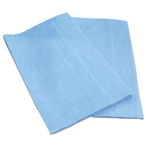 Boardwalk Foodservice Wipers, Blue, 13 x 21, 150/Carton (BWKN8220)