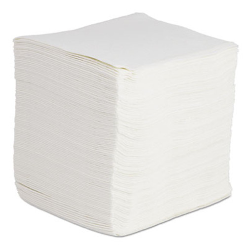 Boardwalk DRC Wipers, White, 12 x 13, 12 Bags of 90, 1080/Carton (BWKV030QPW)